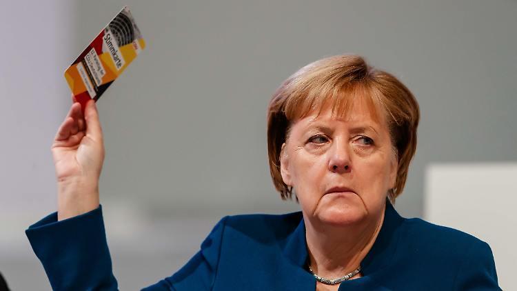 Krisenerscheinungen der CDU